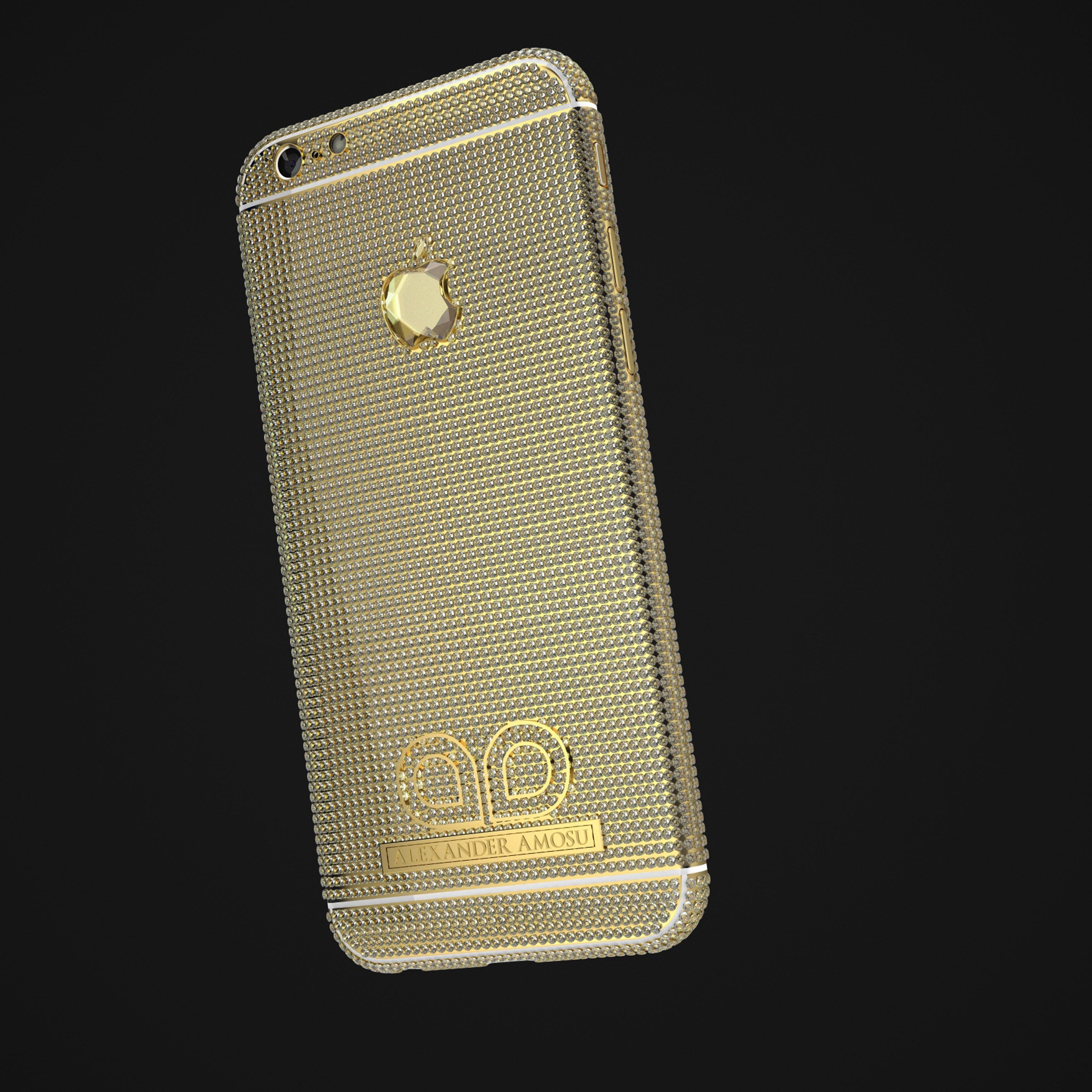 1.7 Million Pound iPhone 6